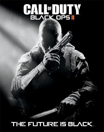 Call of Duty - Black Ops II Tin Sign