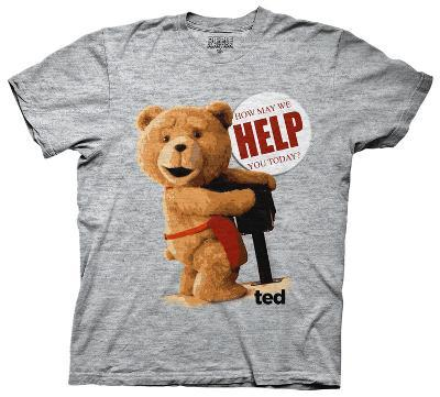 Ted - How May We Help You
