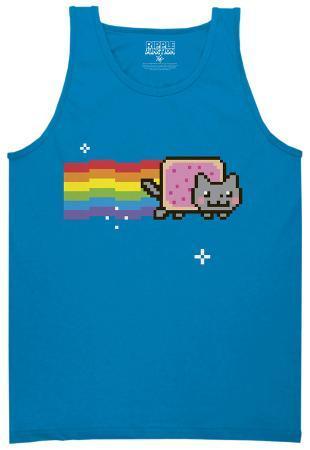 Tank Top: Nyan Cat