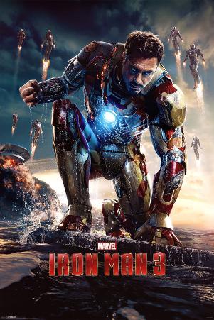 Iron Man 3 (Crouching)