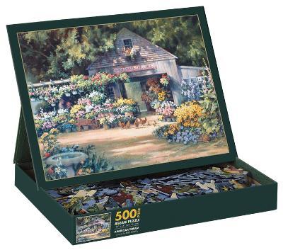 American Dream 500 Piece Jigsaw Puzzle
