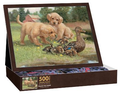 Follow The Leader 500 Piece Jigsaw Puzzle