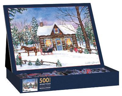 Magical Evening 500 Piece Jigsaw Puzzle