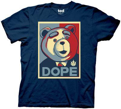 Ted - Dope Poster