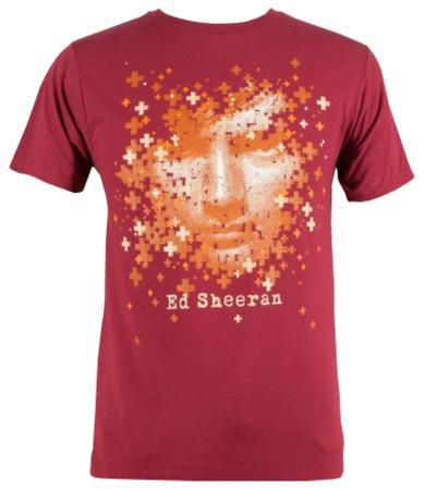 Ed Sheeran - Plus Pieces (slim fit)