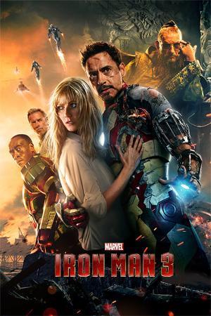 Iron Man 3 (One Sheet)