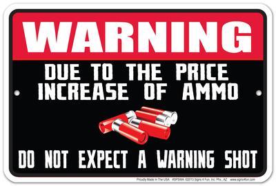 Warning Ammo