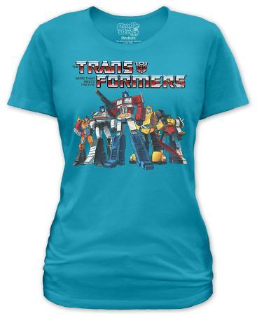 Juniors: Transformers - Autobot Crew