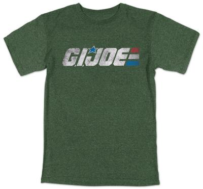 G.I. Joe - Retro Logo (slim fit)