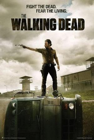 The Walking Dead - Season 3 Jailhouse TV Poster