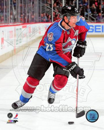 Milan Hejduk 2012-13 Action
