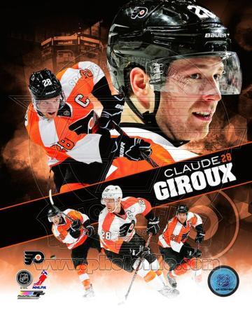 NHL Claude Giroux 2013 Portrait Plus