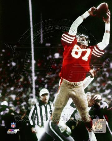 "Dwight Clark ""The Catch"" 1981 NFC Championship Game"