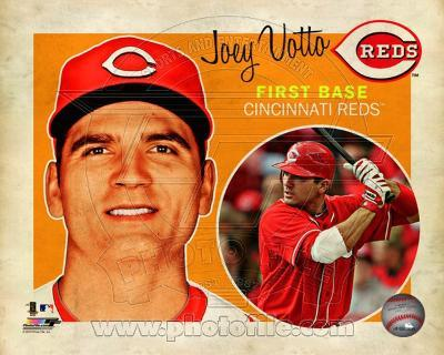 Joey Votto 2013 Studio Plus