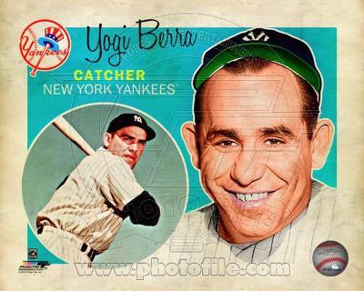 Yogi Berra 2012 Studio Plus