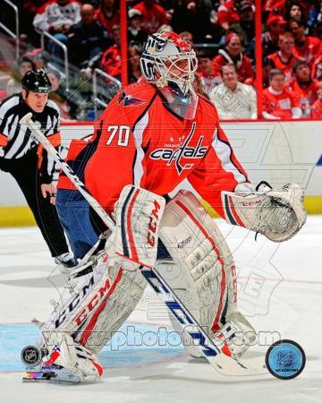 Braden Holtby 2012-13 Action