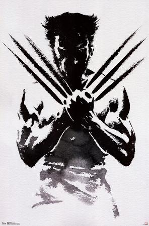 Wolverine One Sheet Movie Poster