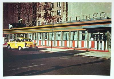 Market Diner from the City Scapes Portfolio