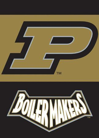 NCAA Purdue Boilermakers 2-Sided Garden Flag