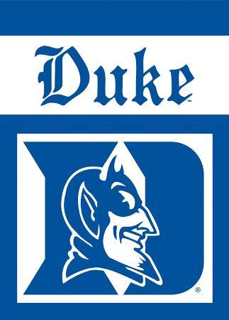 NCAA Duke Blue Devils 2-Sided Garden Flag