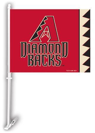 MLB Arizona Diamondbacks Car Flag