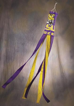 NCAA Louisiana State Tigers Wind Sock