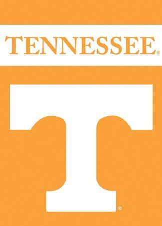 NCAA Tennessee Volunteers 2-Sided Garden Flag
