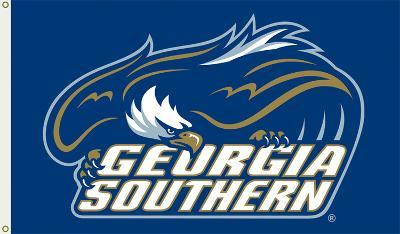 NCAA Georgia Southern Eagles Flag with Grommets