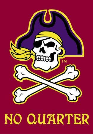 NCAA East Carolina Pirates 2-Sided House Banner