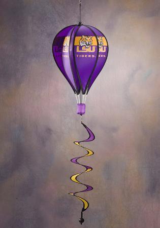 NCAA Louisiana State Tigers Hot Air Balloon Spinner