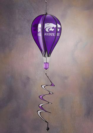 NCAA Kansas State Wildcats Hot Air Balloon Spinner