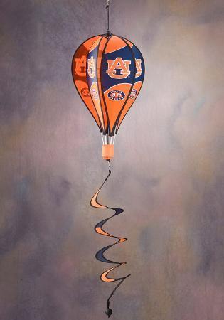 NCAA Auburn Tigers Hot Air Balloon Spinner