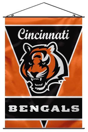 NFL Cincinnati Bengals Wall Banner