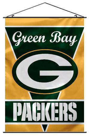 NFL Green Bay Packers Wall Banner