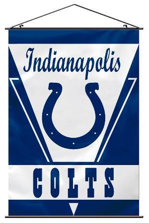 NFL Indianapolis Colts Wall Banner