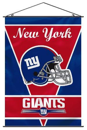 NFL New York Giants Wall Banner