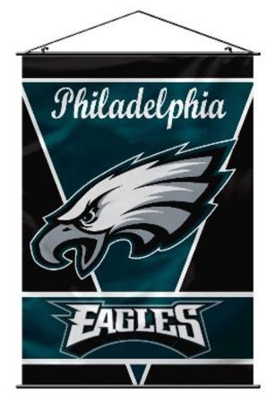 NFL Philadelphia Eagles Wall Banner