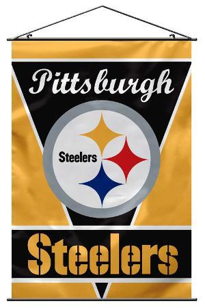 NFL Pittsburgh Steelers Wall Banner