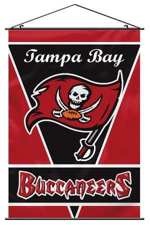 NFL Tampa Bay Buccaneers Wall Banner