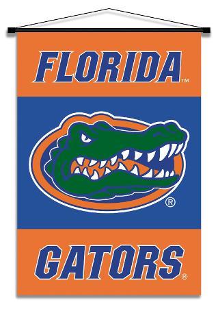 NCAA Florida Gators Indoor Banner Scroll