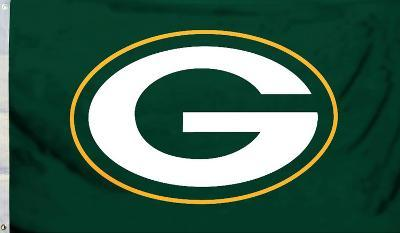 NFL Green Bay Packers Flag with Grommets
