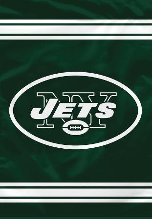 NFL New York Jets 2-Sided House Banner