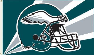 NFL Philadelphia Eagles Flag with Grommets