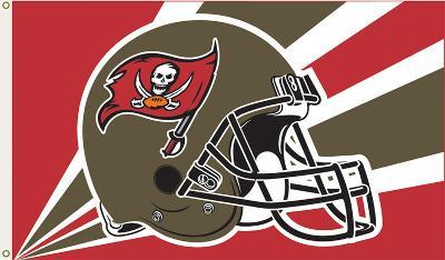 NFL Tampa Bay Bucaneers Flag with Grommets