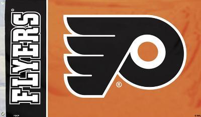 NHL Philadelphia Flyers Flag with Grommets