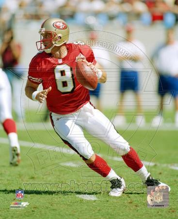 SteveYoung - Dropping back
