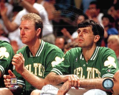 Larry Bird / Kevin McHale - # 2