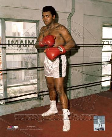 Muhammad Ali - At The Gym #3