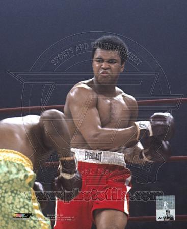 Muhammad Ali Vs. Joe Frazier 1971 NY MSG The fight of the Century (#18)