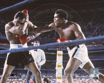 Muhammad Ali Vs. Ken Norton Yankee Stadium, Bronx, NY 1976
